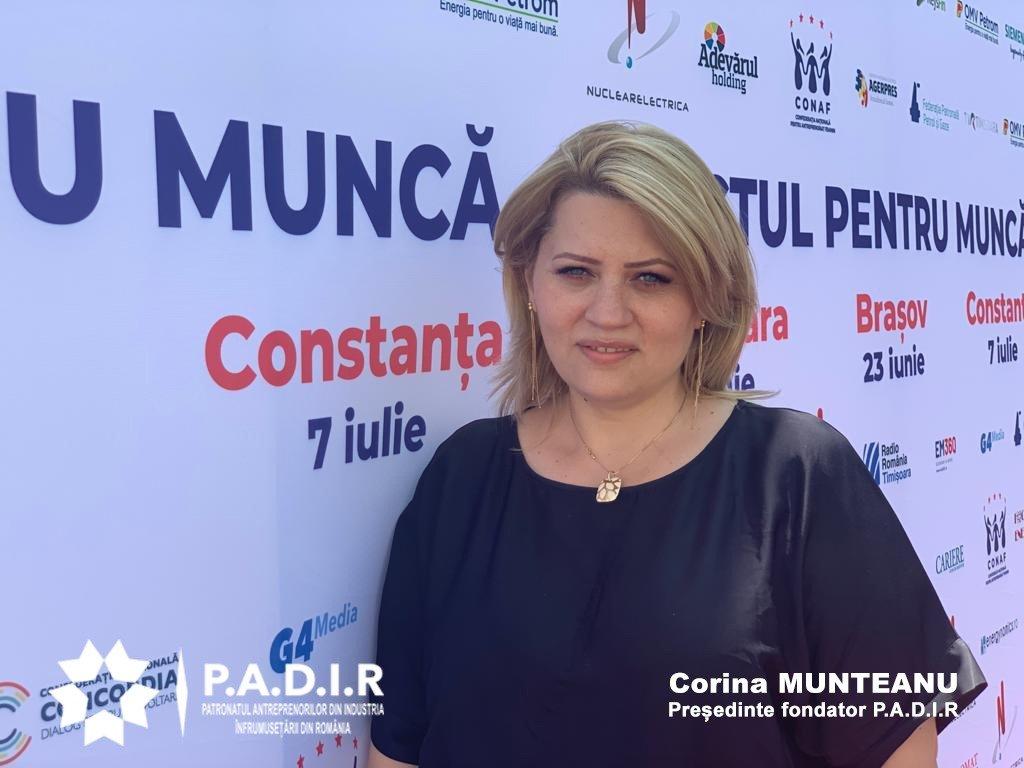 Corina Munteanu PADIR