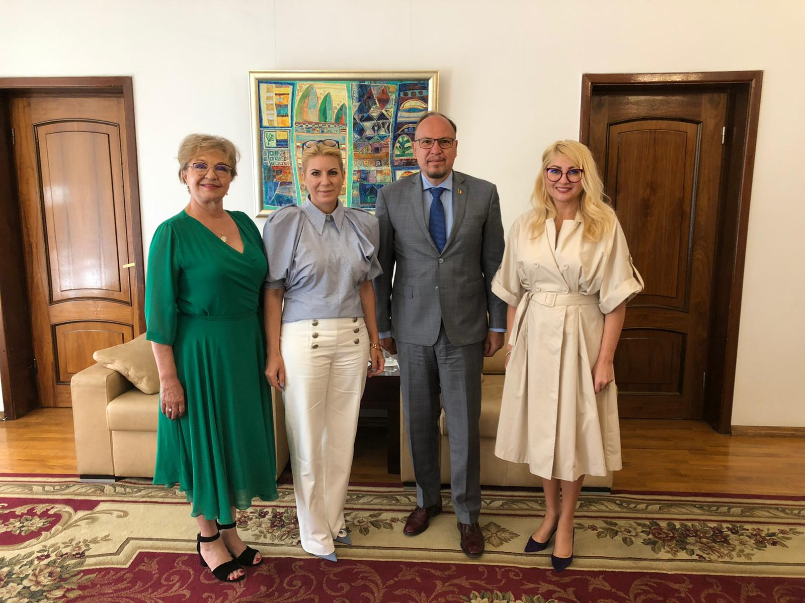 MISIUNE ECONOMICĂ: CONAF ÎN REPUBLICA MOLDOVA