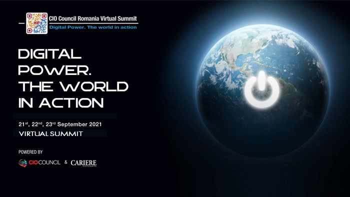 """""""DIGITAL POWER. THE WORLD IN ACTION"""""""