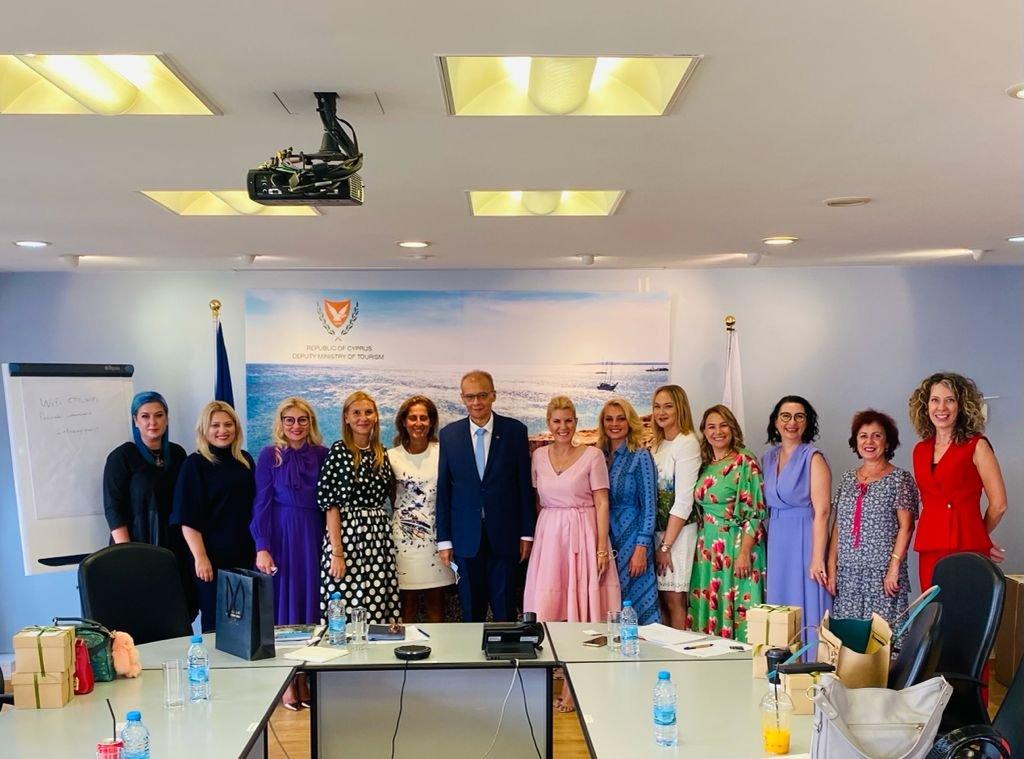 Misiune economică a CONAF în Republica Cipru